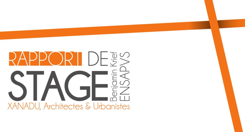 Très Rapport de Stage by Ben Krief - issuu EE33