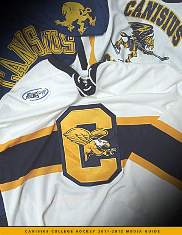 e0ada2e3f26 2011-12 Canisius College Hockey Media Guide by Canisius College - issuu