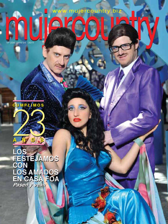 2011 Femenina 226 Mujercountry Revista Mc By Issuu Octubre Y6yvb7fg