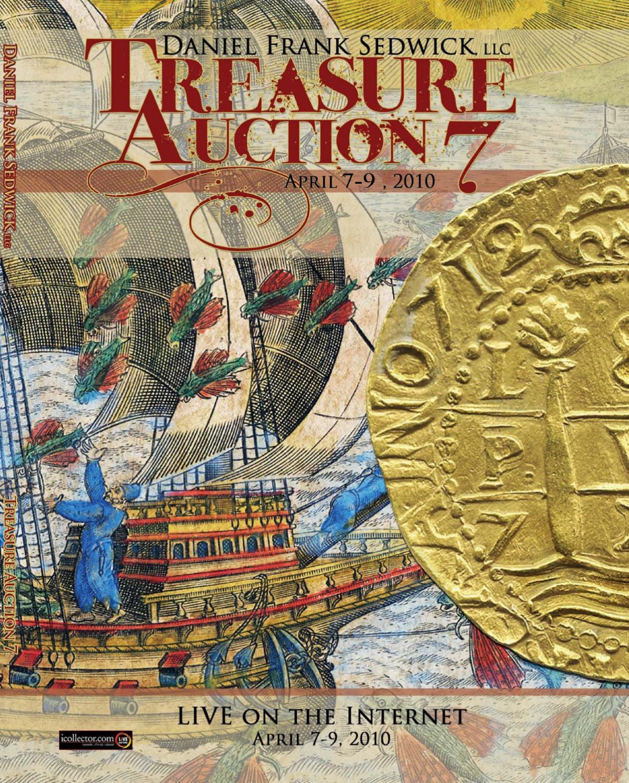 foto de Treasure and World Coin Auction # 7 by Daniel Frank Sedwick, LLC ...