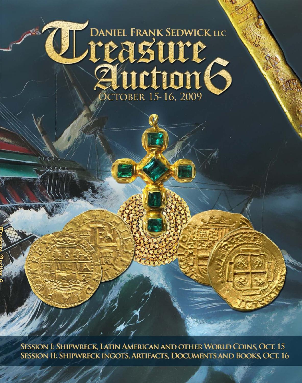 foto de Treasure and World Coin Auction # 6 by Daniel Frank Sedwick, LLC ...