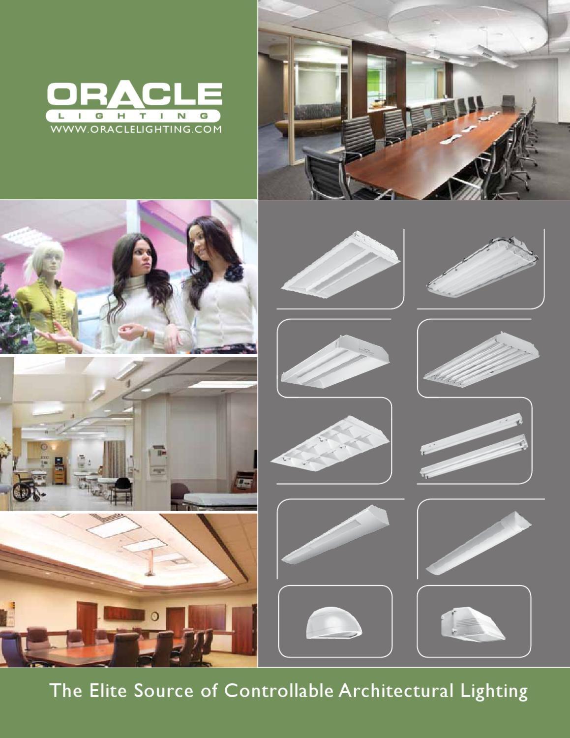 Lighting Icn4s5490c2lsg35i F54t5 Ho Centium T5 Electronic Ballast Oracle Catalog 2012 By Elite Issuu
