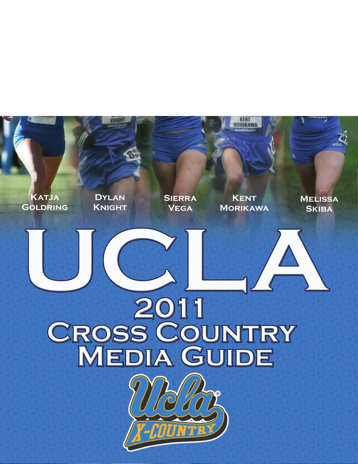 2011 Ucla Cross Country Guide By Ucla Athletics Issuu