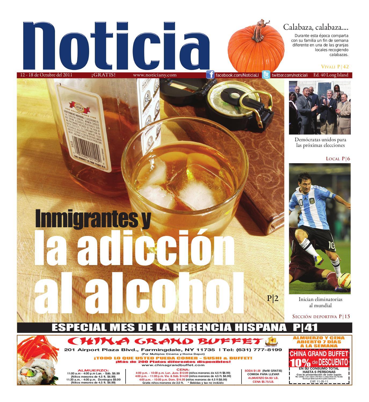 10-12-11 Ed.40 by Noticia - issuu