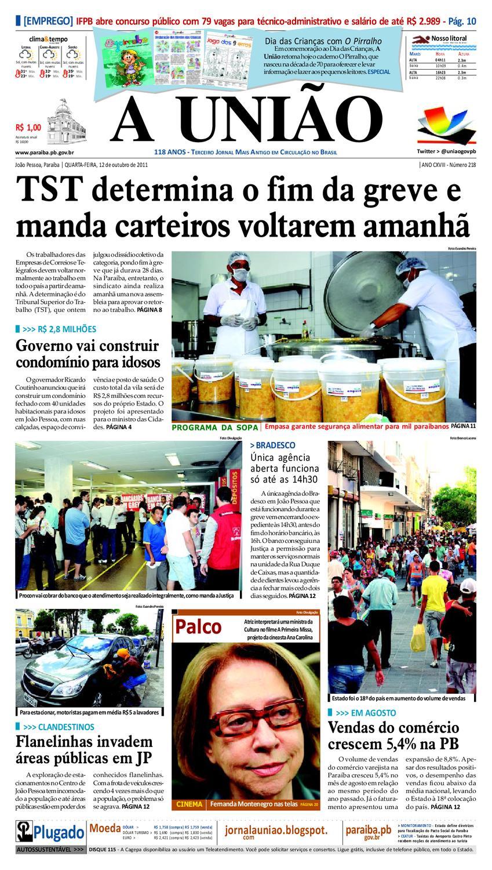 395e763f8a9 Jornal A UNIÃO by Jornal A União - issuu