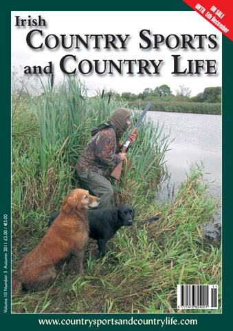 02171c60e0 Irish Country Sports and Country Life by Bluegator Creative - issuu