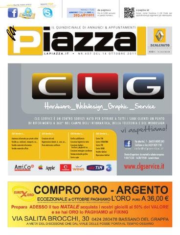 huge discount 0b3e3 8a118 la Piazza 407 by la Piazza di Cavazzin Daniele - issuu