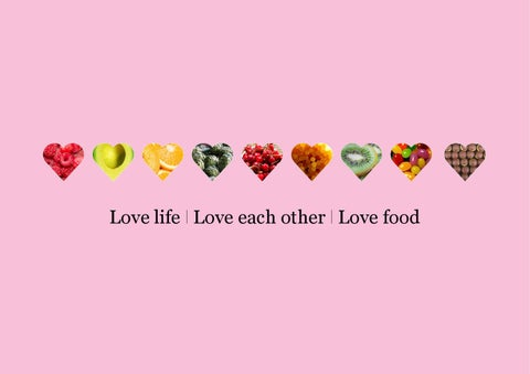 Recipe book love life love each other love food by karien love life l love each other l love food forumfinder Image collections