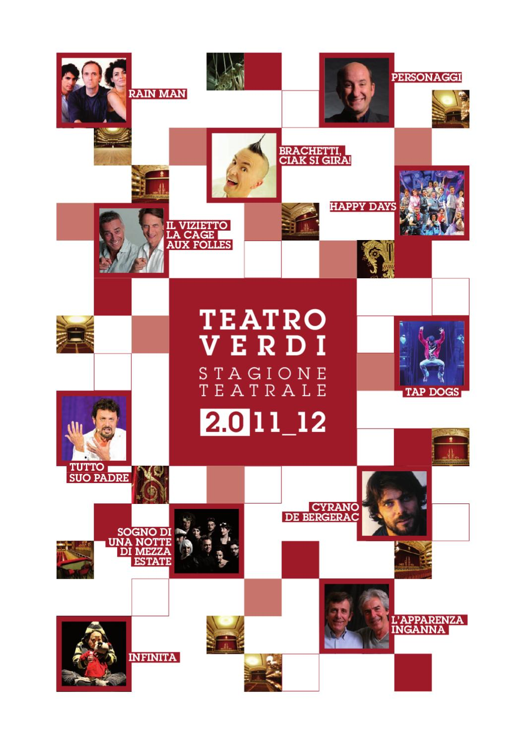 Stagione Teatrale 2011  4c1a170c5f51