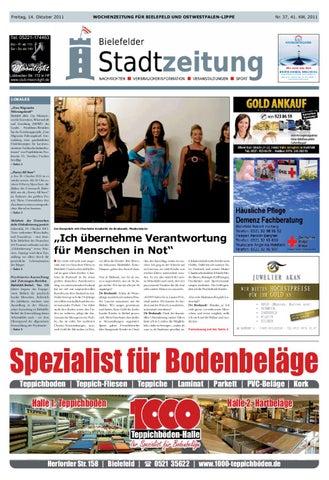 37 Bielefelder Stadtzeitung By Jess Man Issuu