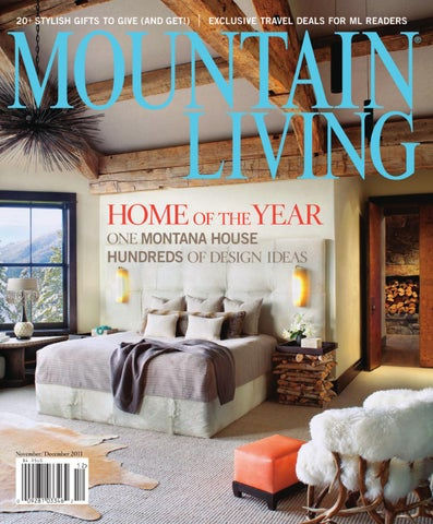 Mountain Living By Network Communications Inc.   Issuu