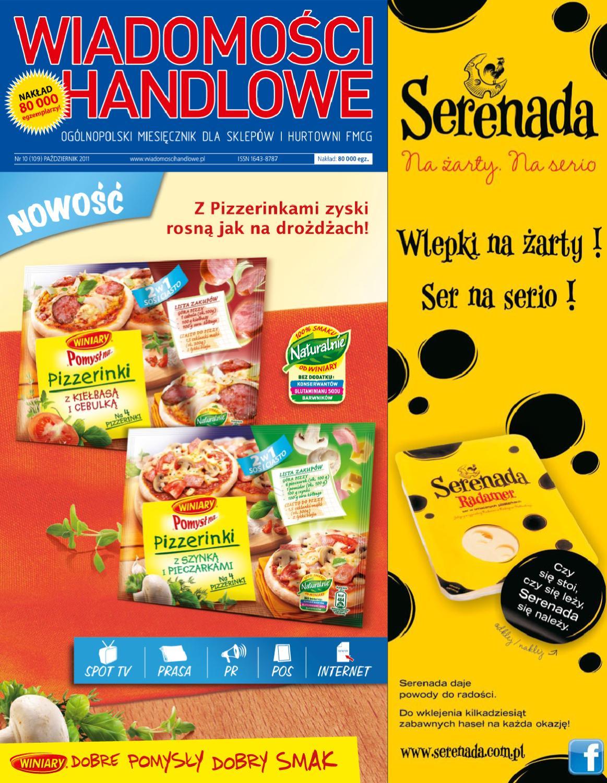 0b6eb50013d46 Wiadomosci Handlowe X 2011 by Wydawnictwo Gospodarcze - issuu
