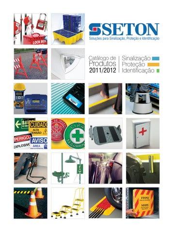 7a2ad6761ad8d Presente no Brasil há 15 anos a Seton trabalha para auxiliá-lo na  manutenção da segurança