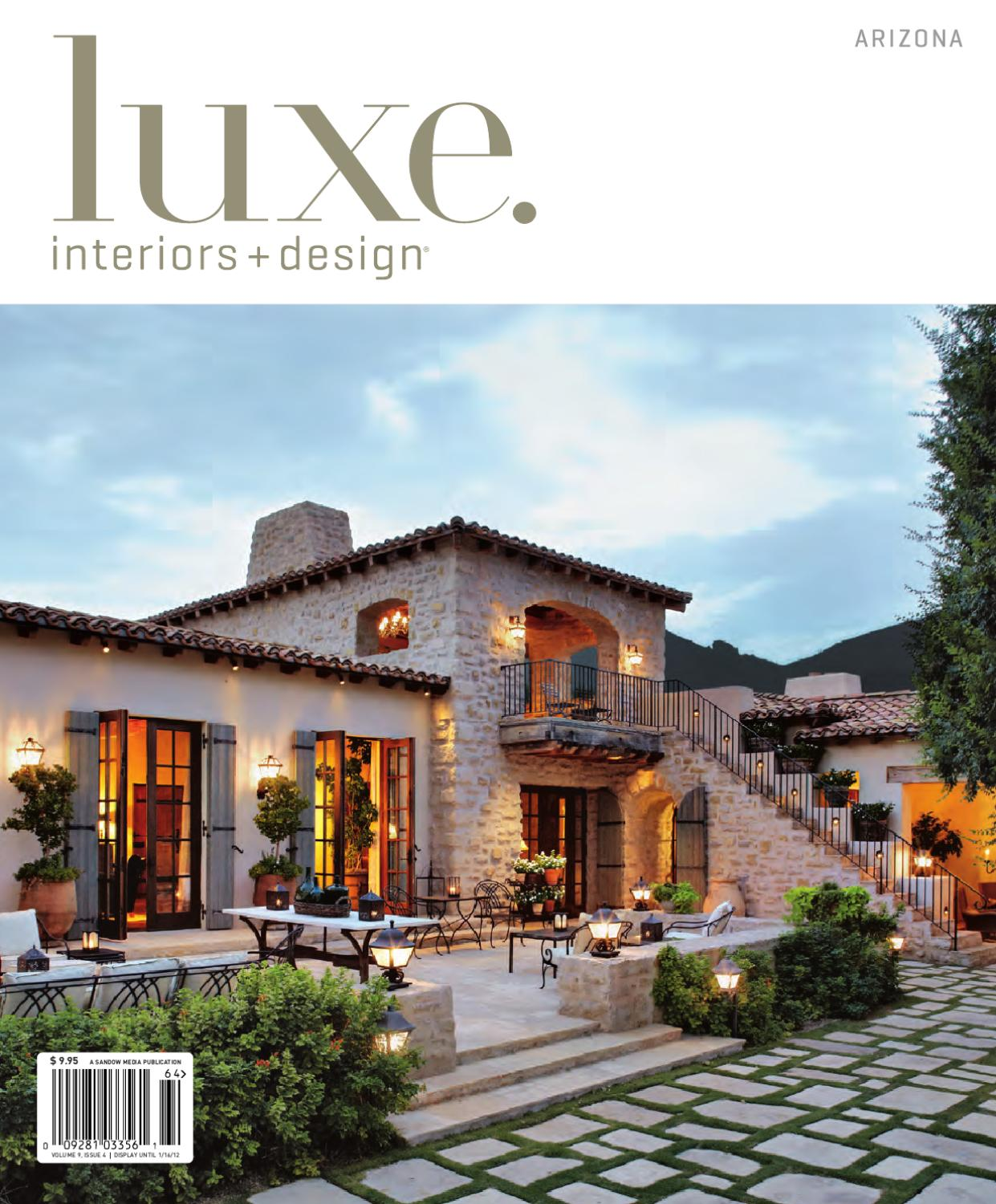97c00a636fe LUXE Interior + Design Arzona 13 by sandow media - issuu