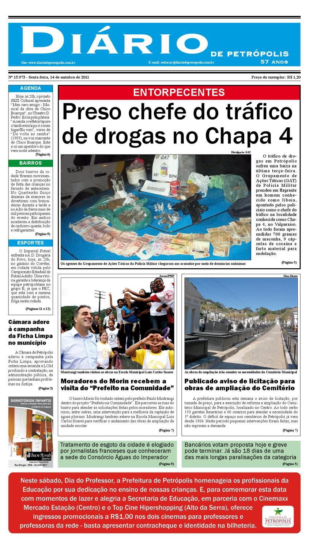 diariodepetropolis by Diário de Petrópolis - issuu 9a2c643689eb0