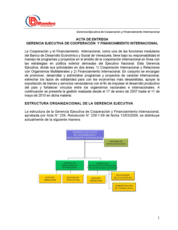 Financiamiento Internacional By Globovision Canal Issuu