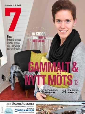 Tidningen 7 nr 37 2011 by 7an Mediapartner - issuu 055af9a3019c8