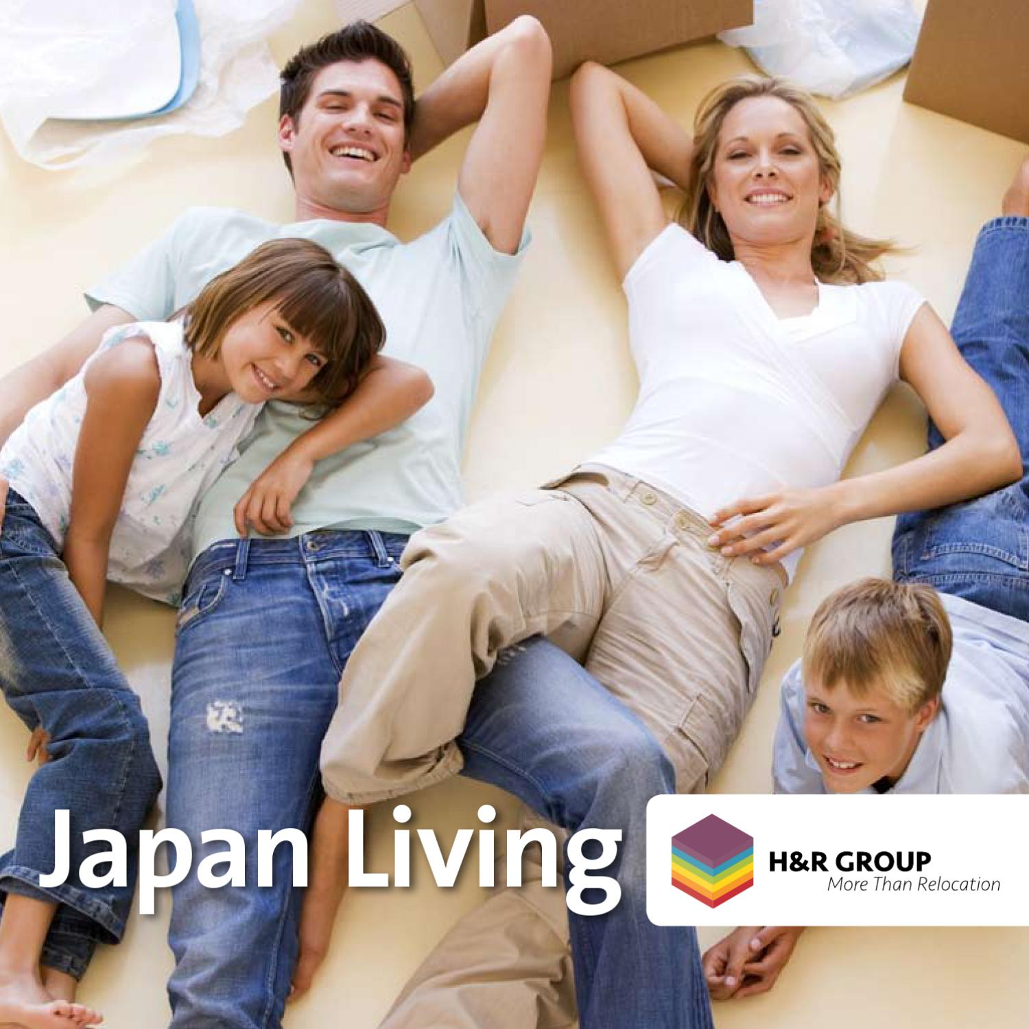 Hr Group Japan Living 2012 By Paradigm Issuu Travel Charger Hippo Dinamic Atcdinhsp