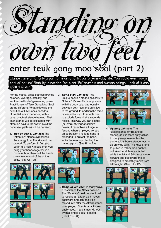 Combat Magazine - October 2011 by Martial Arts Publications