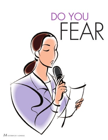 Page 14 of Fear of Public Speaking