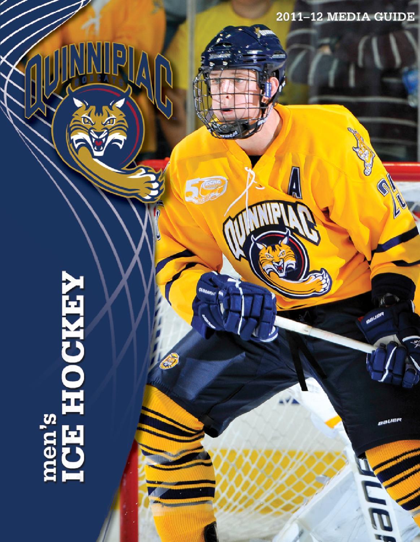 7d855366e 2011-12 Men s Ice Hockey Media Guide by Jack McDonald - issuu