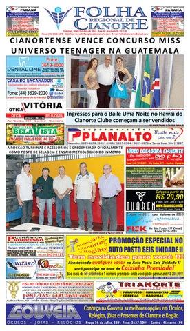 f33ae322e6 Folha Regional de Cianorte - Edicao 524 by Folha Regional de ...