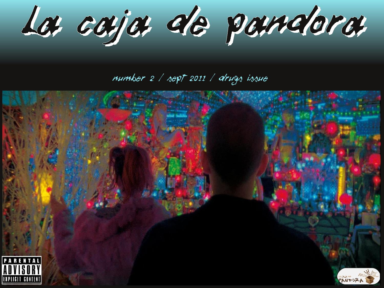 DROGAS EN EL CINE. LA CAJA DE PANDORA NUMERO 2 by José Angel de Dios ...