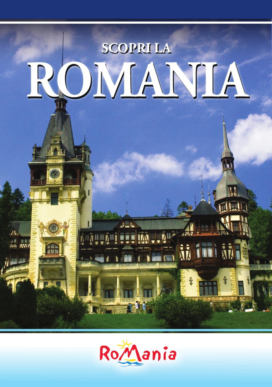 Scopri la Romania - Catalogo informativo by Alessandro ...