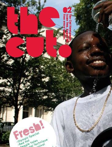 5f4a5783e THE CUT ISSUE 02 by Nina Cut - issuu