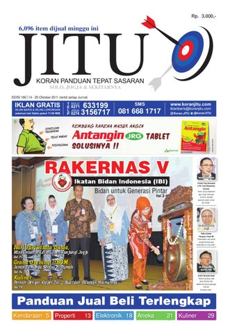 Epaper Edisi 160 By Cv Mitra Media Bangsa Issuu