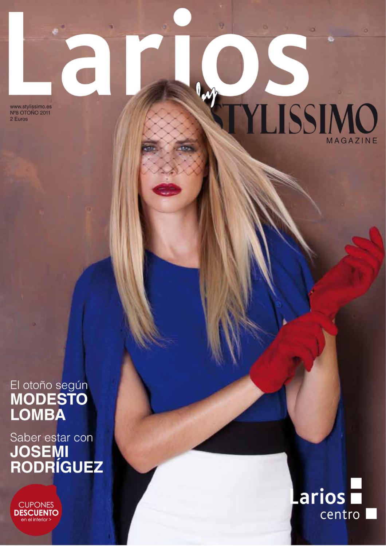 Stylissimo Magazine sty8 Larios Bj By Issuu 2eH9IWbEYD