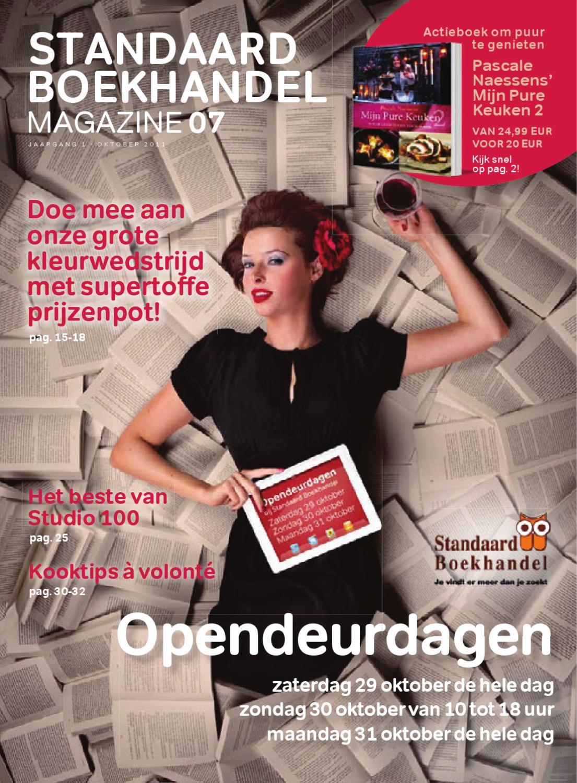 Folder 20opendeur 20sbm7 By Standaard Boekhandel Issuu
