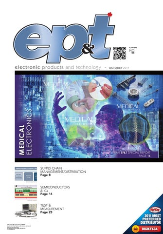 Electronic Products and Technology October 2011 by Annex Business