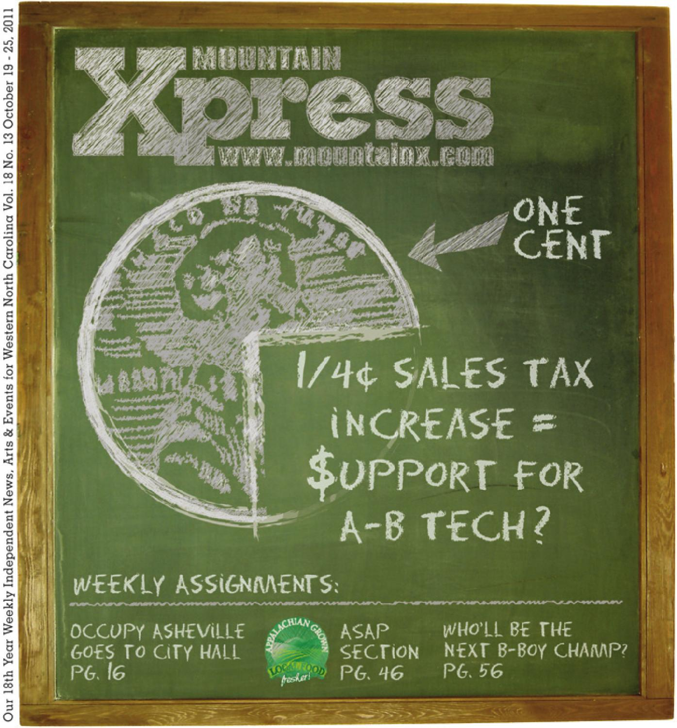 Mountain Xpress October 19 2016 By