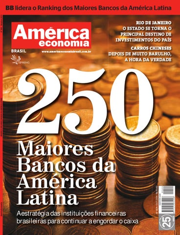 2edf65d4189 Nº 404Edição Brasil by AméricaEconomía - issuu