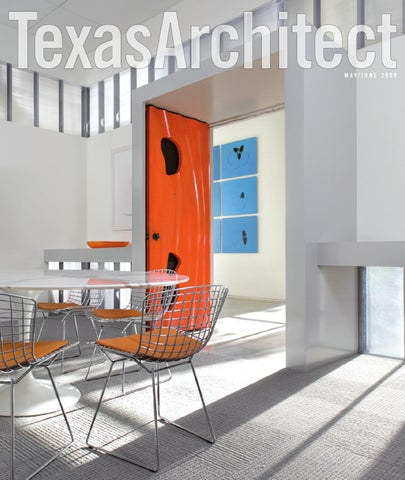 Texas Architect May June 2009 Art Venues By Texas Society