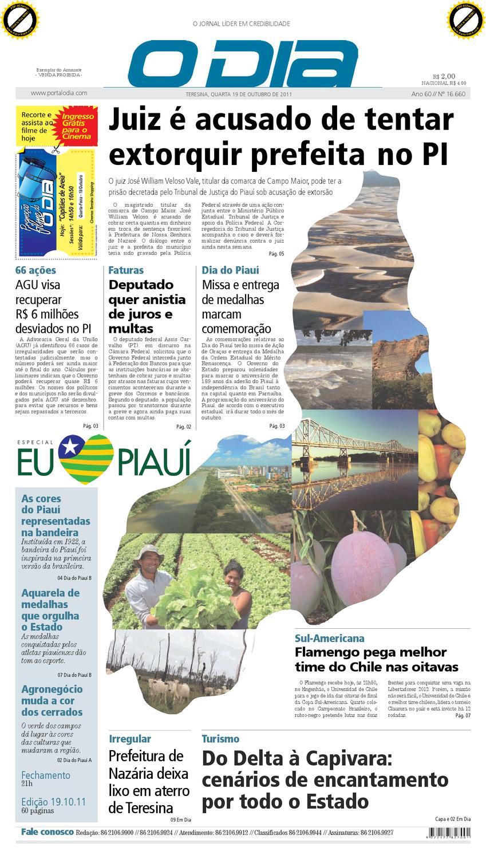 Jornal O DIA by Jornal O Dia - issuu dee708da438f0