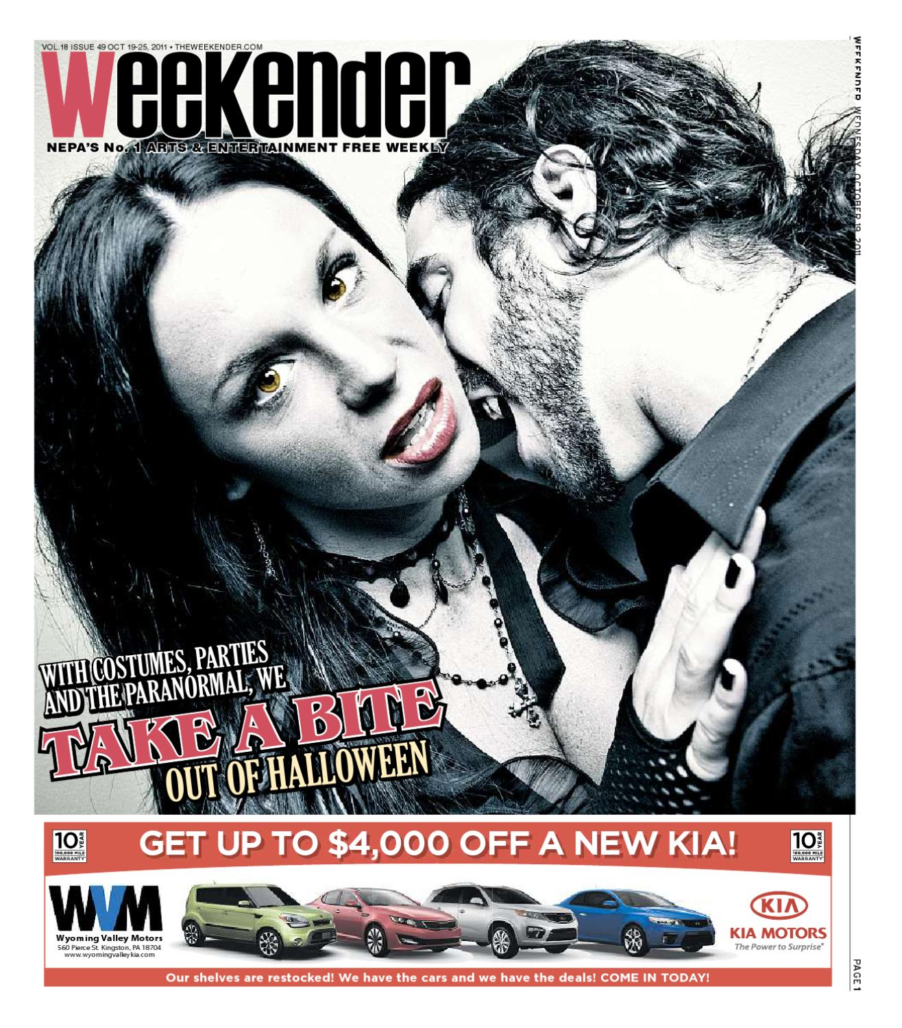 2917eeb0d7 The Weekender 10-19-2011 by The Wilkes-Barre Publishing Company - issuu