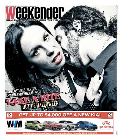 d695abe2de0 The Weekender 10-19-2011 by The Wilkes-Barre Publishing Company - issuu