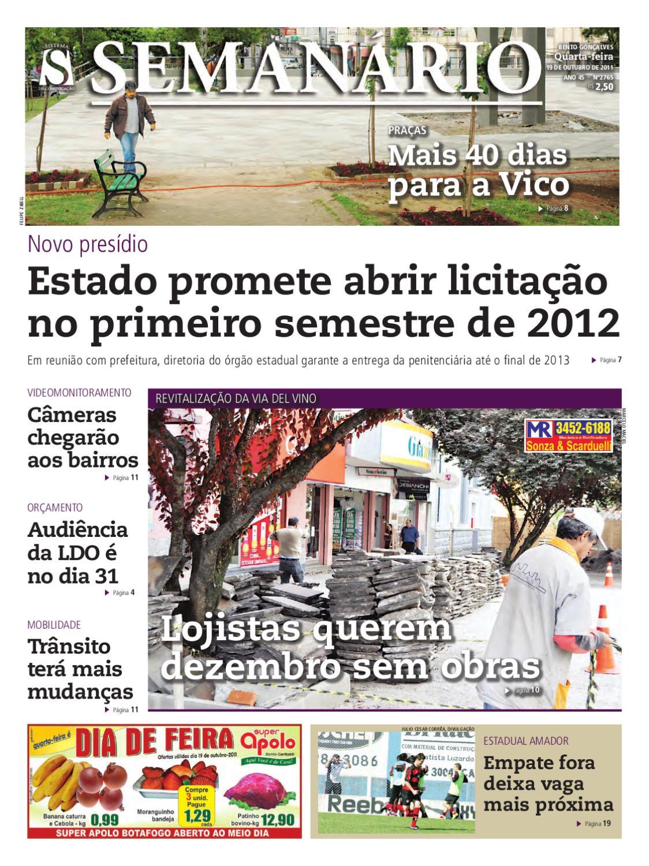 e29c48b93e 19 10 2011 Jornal Semanário by jornal semanario - issuu
