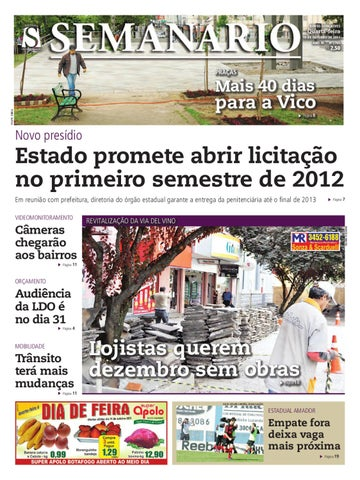 91bd10f7e8efb 19 10 2011 Jornal Semanário by jornal semanario - issuu