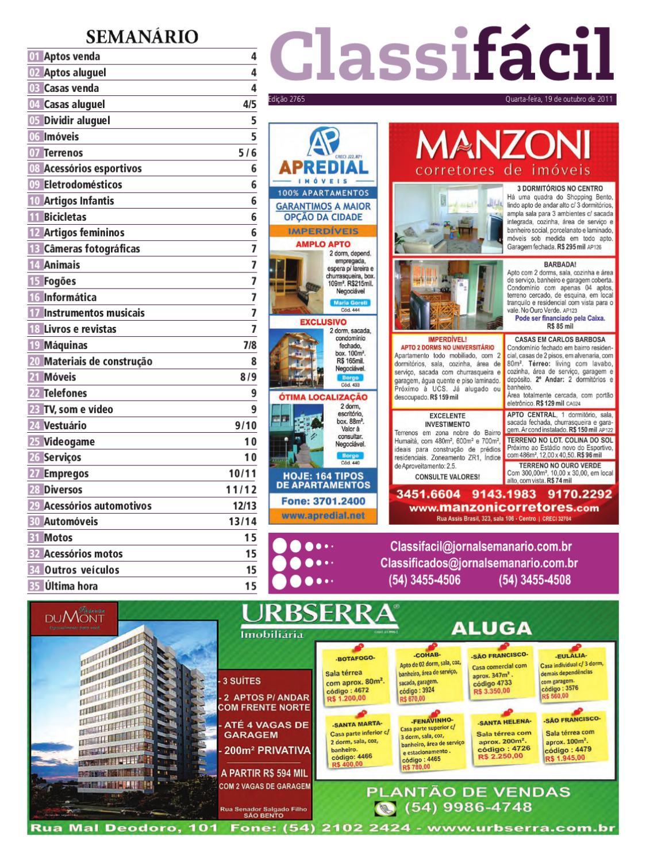 19 10 2011 Classificados Jornal Semanário by jornal semanario - issuu eab775a2a8300