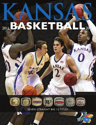 ea61f3d22 2011-12 Kansas Men s Basketball Media Guide by Kansas Jayhawks - issuu