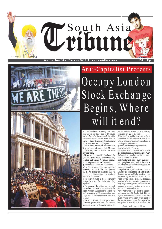 South Asia Tribune by SAARC International Ltd - issuu