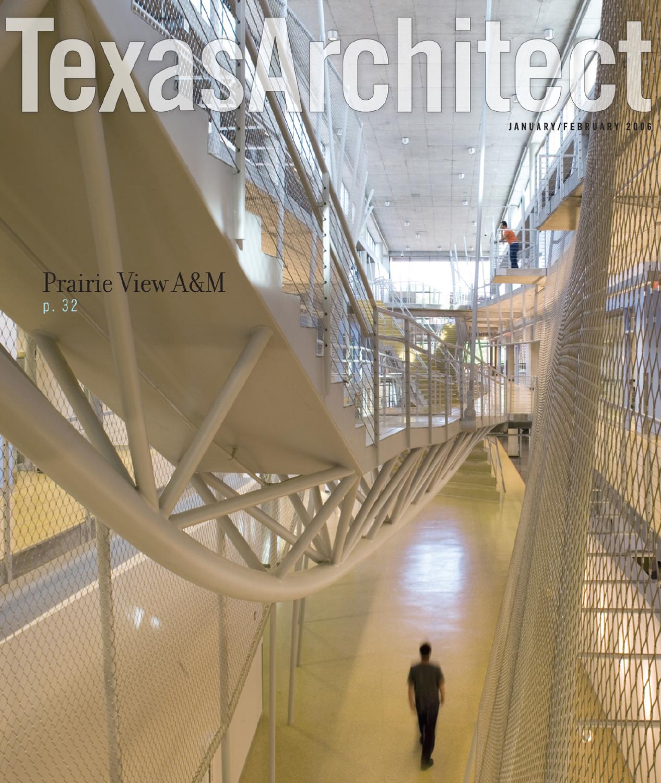 Texas Architect Jan/Feb 2006: Schools By Texas Society Of Architects   Issuu