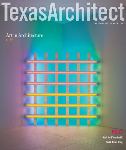 Texas Architect Septoct 2005 By Texas Society Of Architects Issuu