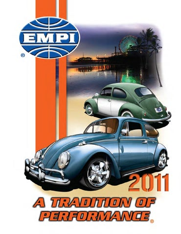 2011 EMPI Catalog by Jeff Gervais - issuu Impi Dune Buggy Wiring Harness Diagram on