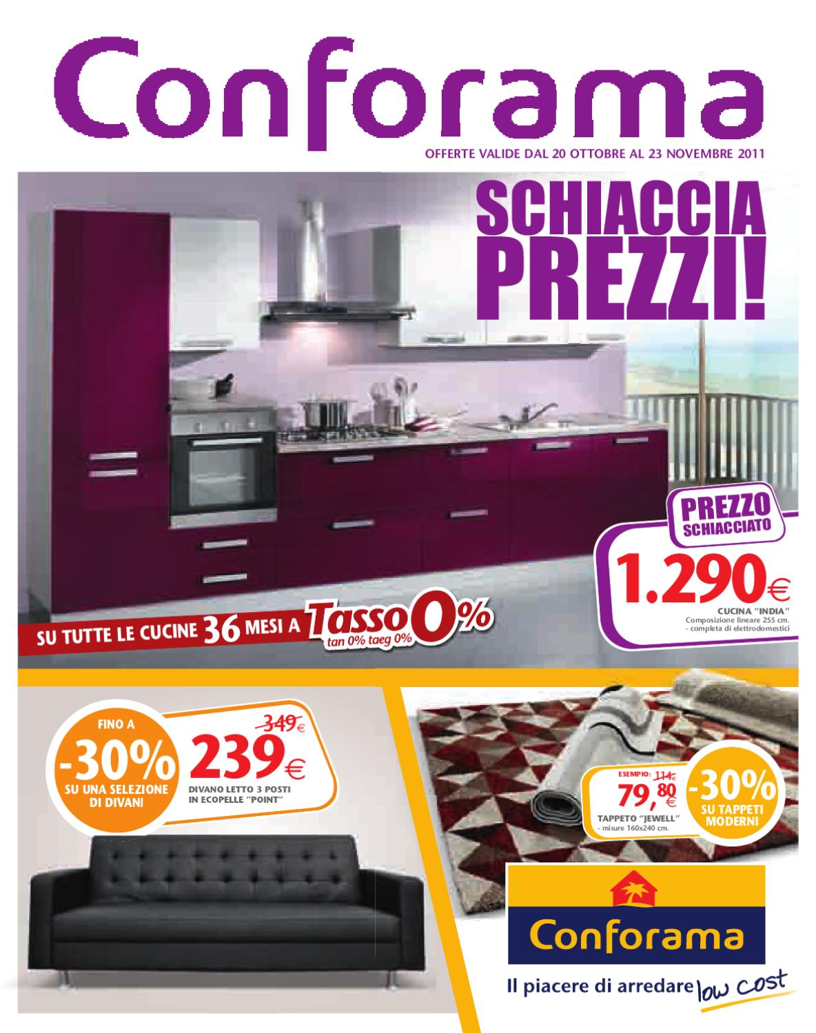 Conforama by gaetano Nicotra - issuu