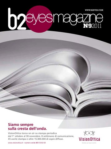 B2Eyes Magazine 09-2011 by B2Vision S.p.A. - issuu 96ef2327cb
