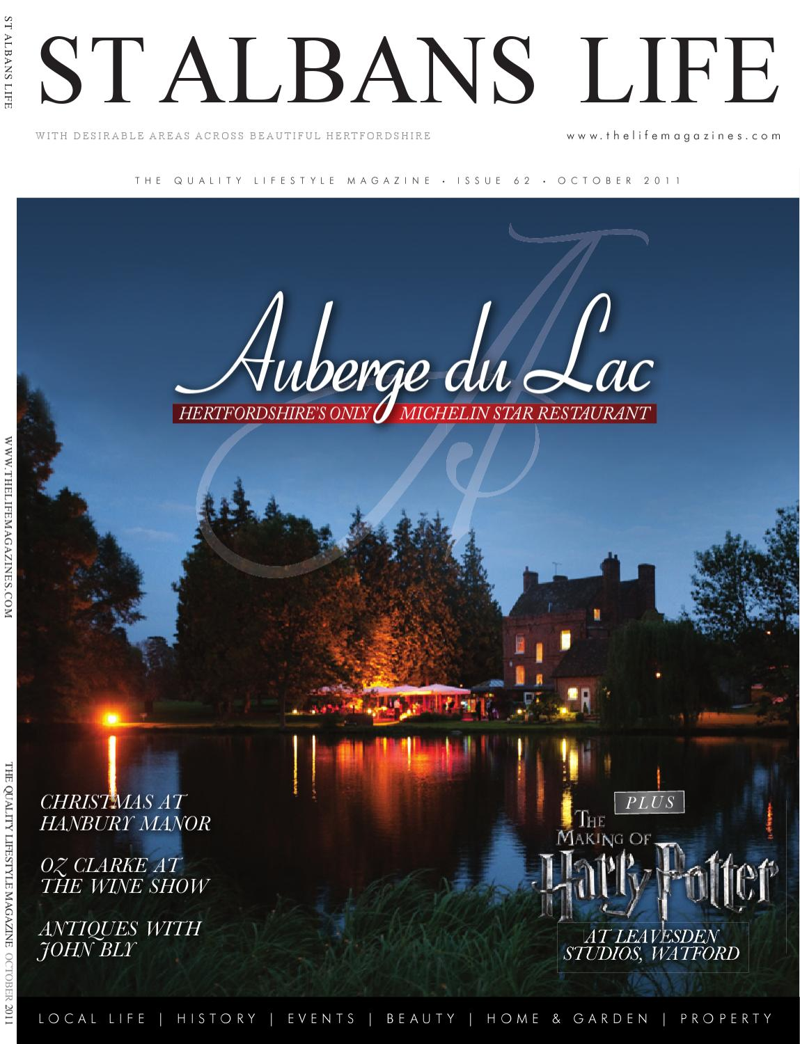 St Albans Life Magazine October 2011 by FishMedia - issuu